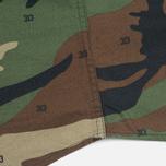 Мужская рубашка Carhartt WIP S/S Camo 313 Green фото- 4