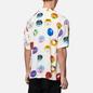 Мужская рубашка Carhartt WIP S/S Record 3.7 Oz White фото - 3