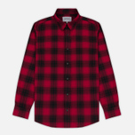 Мужская рубашка Carhartt WIP Willis Chili фото- 0