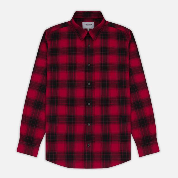 Мужская рубашка Carhartt WIP Willis Chili