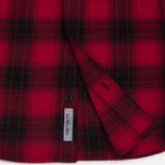 Мужская рубашка Carhartt WIP Willis Chili фото- 3