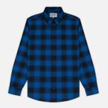Мужская рубашка Carhartt WIP Willis Yale Blue фото- 0