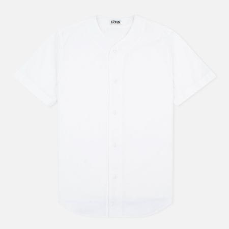 Edwin Baseball SS Men's Shirt White