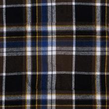 Мужская рубашка Edwin Don Java Brown Garment Wash фото- 2