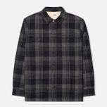 Мужская рубашка Edwin Labour Grey фото- 0