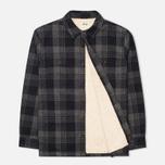 Мужская рубашка Edwin Labour Grey фото- 1