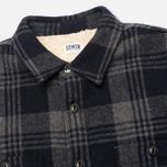 Мужская рубашка Edwin Labour Grey фото- 2