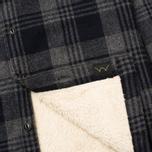 Мужская рубашка Edwin Labour Grey фото- 5
