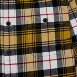 Мужская рубашка Edwin Labour Mustard Garment Washed фото- 2