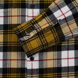 Мужская рубашка Edwin Labour Mustard Garment Washed фото- 3