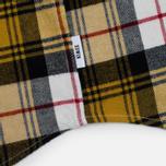 Мужская рубашка Edwin Labour Mustard Garment Washed фото- 4