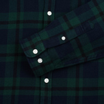 Мужская рубашка Edwin Standard Flanel Brushed Black Watch/Tartan Garment Washed фото- 3
