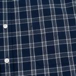 Мужская рубашка Edwin Standard Check Indigo фото- 2