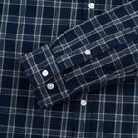 Мужская рубашка Edwin Standard Check Indigo фото- 3