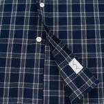 Мужская рубашка Edwin Standard Check Indigo фото- 4