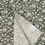Мужская рубашка Edwin Standard Linen Flowers Printed Khaki фото- 4