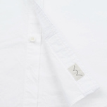 Мужская рубашка Edwin Standard Poplin White Crispy Wash фото- 4