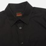Мужская рубашка Evisu Seagull Plate Black фото- 1