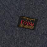 Мужская рубашка Evisu Seagull Pocket Denim Indigo фото- 3