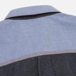 Мужская рубашка Evisu Seagull Pocket Denim Indigo фото- 4