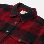 Fjallraven Canada Men's Shirt Red photo- 1