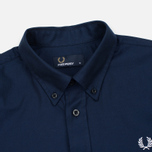Мужская рубашка Fred Perry Classic Cotton Twill Navy фото- 1