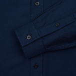 Мужская рубашка Fred Perry Classic Cotton Twill Navy фото- 2