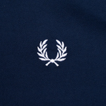 Мужская рубашка Fred Perry Classic Cotton Twill Navy фото- 5