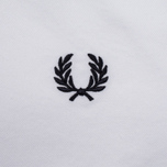 Мужская рубашка Fred Perry Classic Cotton Twill White фото- 5