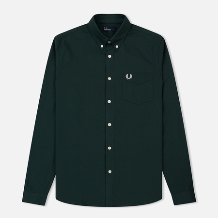 Мужская рубашка Fred Perry Classic Oxford Cotton Mallard