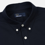 Мужская рубашка Fred Perry Classic Oxford Cotton Navy фото- 1