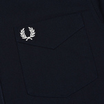 Мужская рубашка Fred Perry Classic Oxford Cotton Navy фото- 2