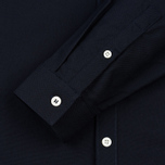 Мужская рубашка Fred Perry Classic Oxford Cotton Navy фото- 3