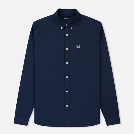 Мужская рубашка Fred Perry Classic Oxford Cotton Phantom
