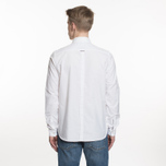 Мужская рубашка Fred Perry Classic Oxford Cotton White фото- 7