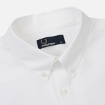 Мужская рубашка Fred Perry Classic Oxford Cotton White фото- 1