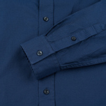 Fred Perry Classic Twill Men's Shirt Navy photo- 3