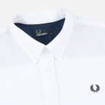 Мужская рубашка Fred Perry Classic Twill White фото- 1