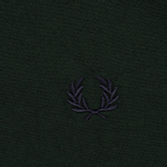 Мужская рубашка Fred Perry Concealed Placket Oxford British Racing Green фото- 2