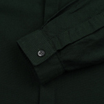 Мужская рубашка Fred Perry Concealed Placket Oxford British Racing Green фото- 3