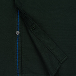 Мужская рубашка Fred Perry Concealed Placket Oxford British Racing Green фото- 4