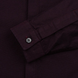 Мужская рубашка Fred Perry Concealed Placket Oxford Mahogany фото- 3