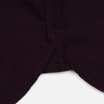 Мужская рубашка Fred Perry Concealed Placket Oxford Mahogany фото- 5
