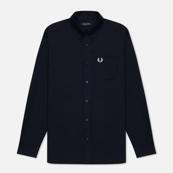 Мужская рубашка Fred Perry Oxford Navy