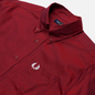 Мужская рубашка Fred Perry Oxford Port фото - 1