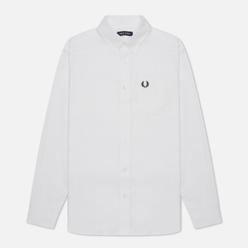 Мужская рубашка Fred Perry Oxford White