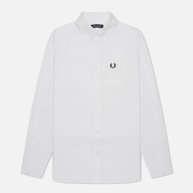 Мужская рубашка Fred Perry Oxford наволочка fred et ginger дизайн в барковски