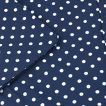 Fred Perry Polka Dot SS Men's Shirt Rich Navy photo- 3