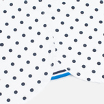 Мужская рубашка Fred Perry Polka Dot SS White фото- 5
