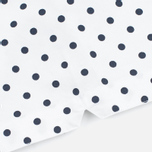 Мужская рубашка Fred Perry Polka Dot SS White фото- 4